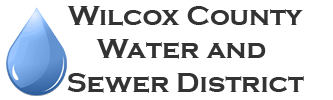 Wilcox County Water and Sewer District Logo